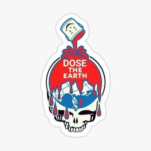 Dose the Earth GD Sticker