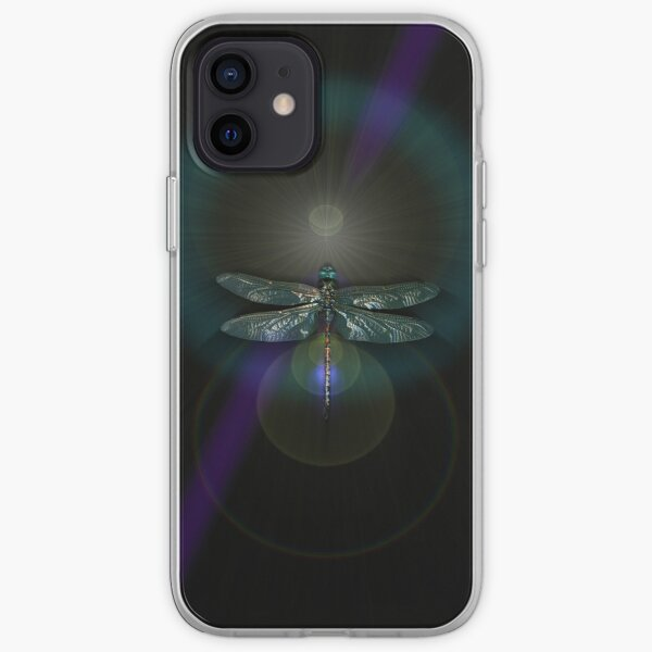 Dragonfly 2 iPhone Soft Case
