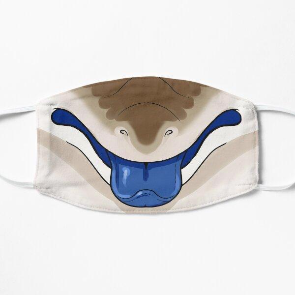 Emotive Blue Tongue Skink - Mad Mlem Flat Mask