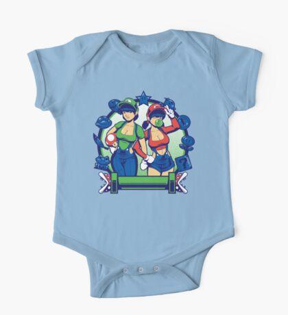 Mario Girls  Kids Clothes