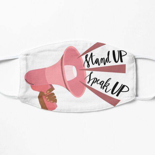 Stand Up, Speak Up: Black Lives Matter Mask