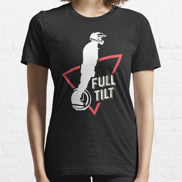 EUC-electric unicycle- Full Tilt Essential T-Shirt