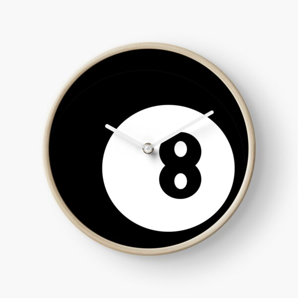 8 ball Clock