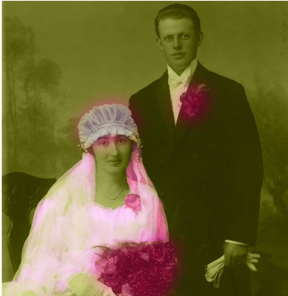 The Wedding by margaretafriden