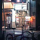 somewhere in Tokyo by Alina Uritskaya