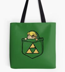 Legende von Zelda - Pocket Link Tote Bag