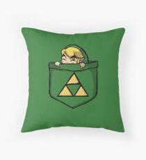 Legend of Zelda - Pocket Link Throw Pillow