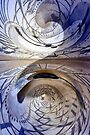 "Curved space-time 1 by Antonello Incagnone ""incant"""