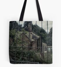 Hospital out building Tote Bag