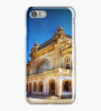 Casino in Ruins iPhone Case/Skin