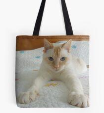 Here's Monte! Tote Bag