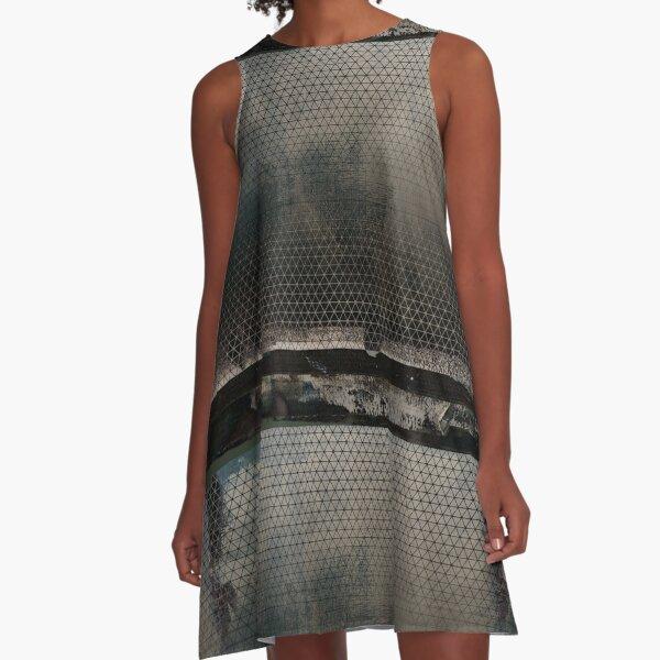 URBaN Beauty _ [CityClouds] A-Line Dress