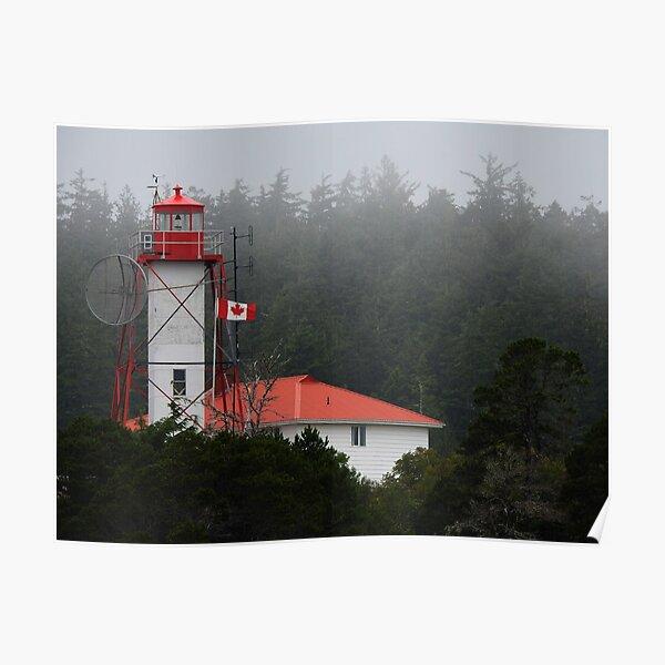 Friendly Cove - Nootka Sound, BC, Canada Poster