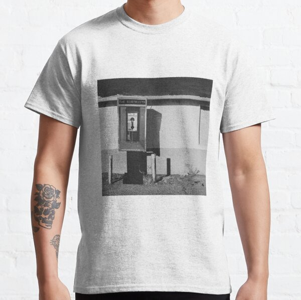 The Districts - Telephone Album Redesign  Classic T-Shirt