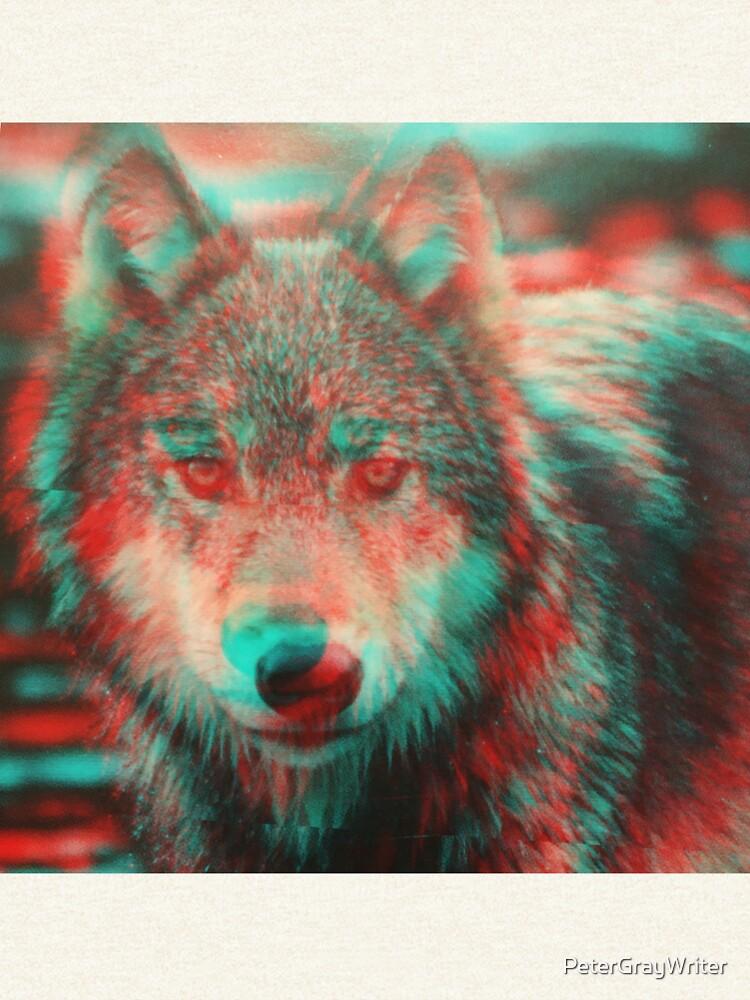 Wolf by PeterGrayWriter