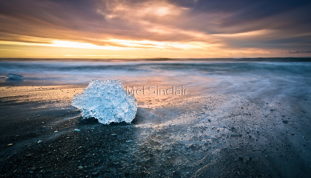 Glass And Dust by Mel Sinclair
