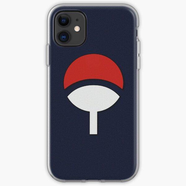 Uchiha clan (Naruto / Naruto Shippuden) iPhone Soft Case