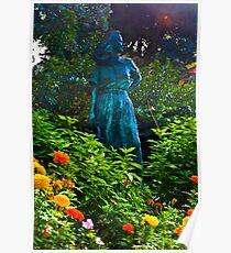Queen Elizabeth Park Hamilton Bermuda Poster