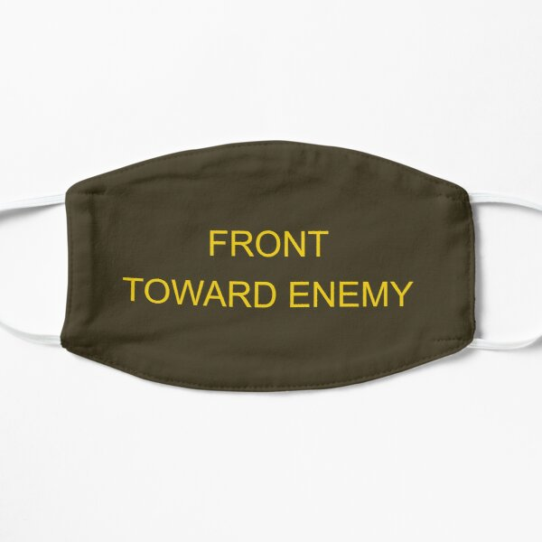 Front Toward Enemy - yellow Mask
