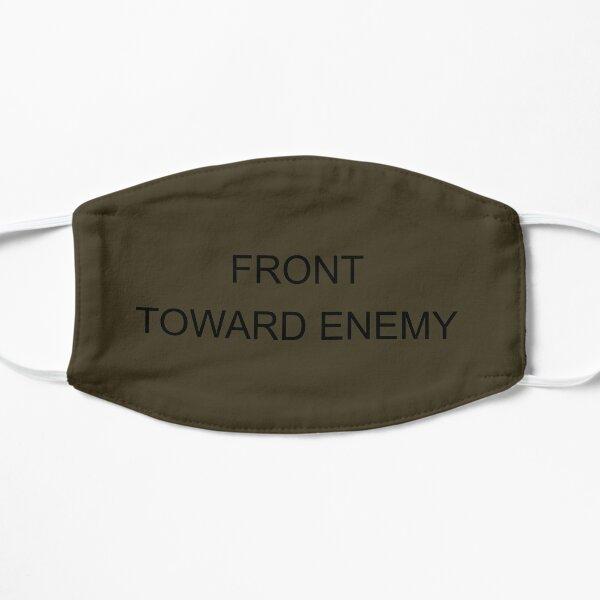 Front Toward Enemy - black Mask
