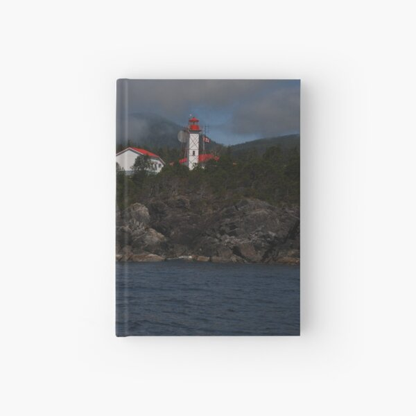 Friendly Cove #2 - Nootka Sound, BC, Canada Hardcover Journal