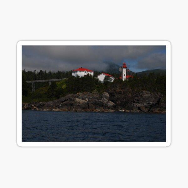 Friendly Cove #2 - Nootka Sound, BC, Canada Sticker