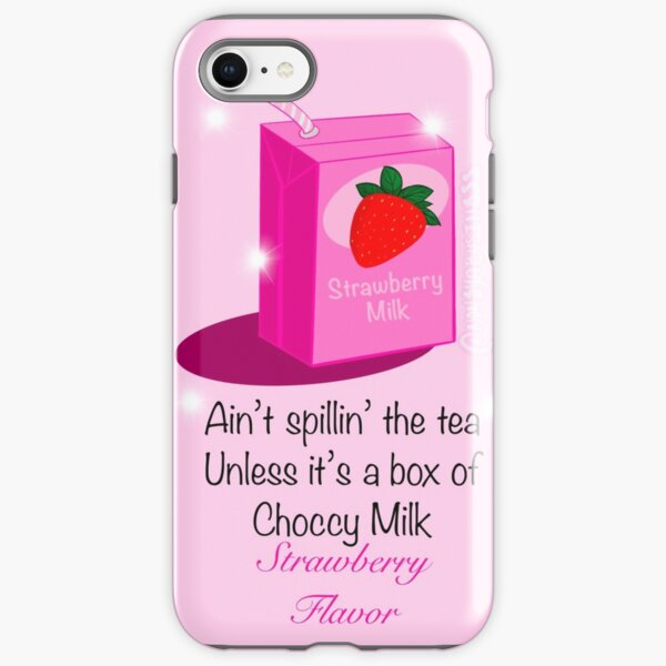 Choccy Milk Iphone Cases Covers Redbubble