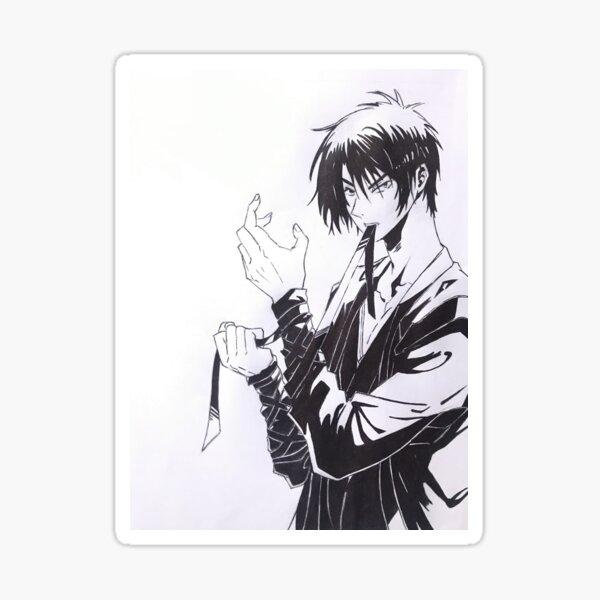 Son Hak Akatsuki no yona  Sticker