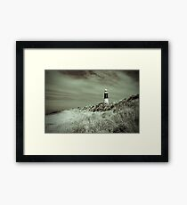 Lighthouse at Spurn Head Framed Print