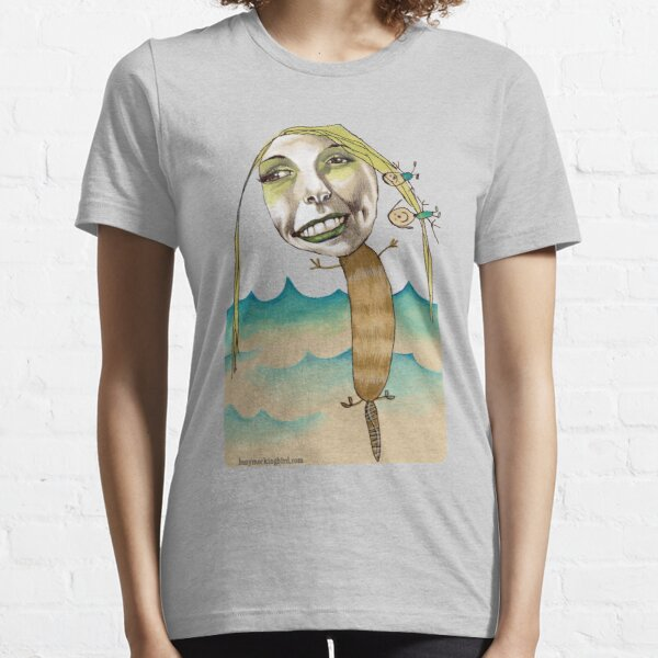 Platypus with People Hairclips Essential T-Shirt
