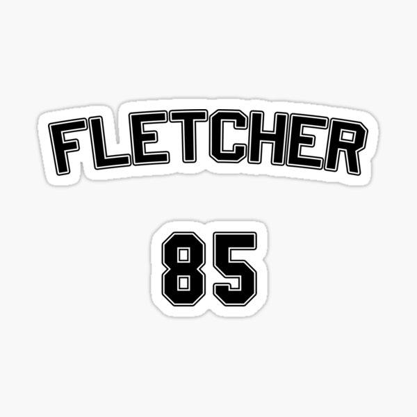 Fletcher 85 Sticker