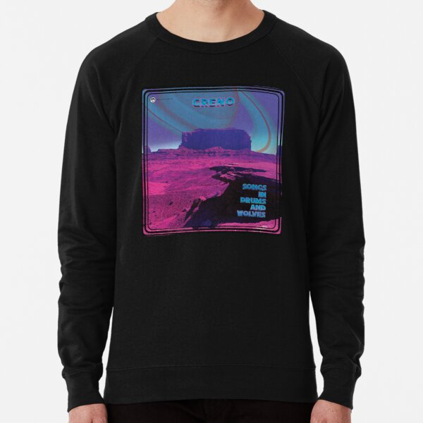 Greno, Songs in Drums and Wolves Lightweight Sweatshirt