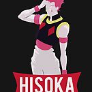 Hisoka by GinHans