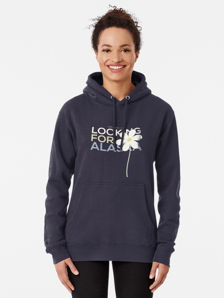 Alternate view of LOOKING FOR ALASKA Pullover Hoodie