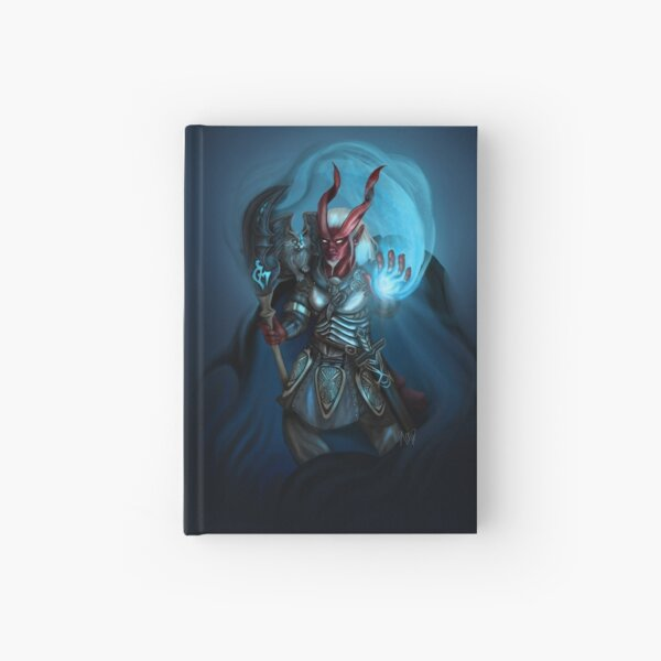 The Red Paladin Hardcover Journal