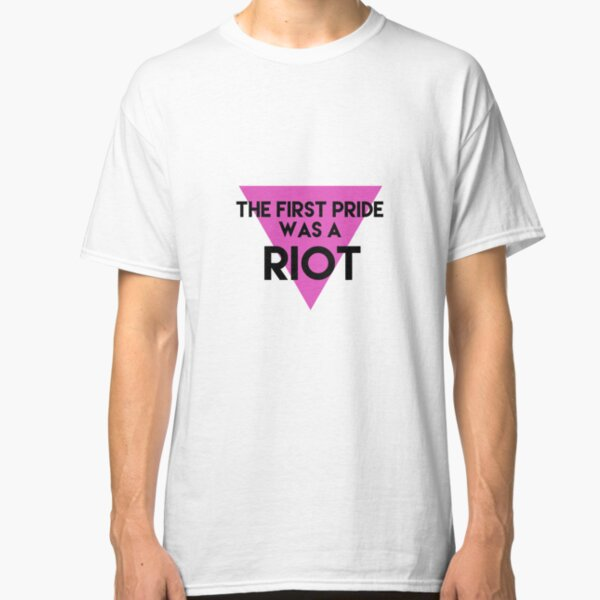 Pride Riot2 Classic T-Shirt