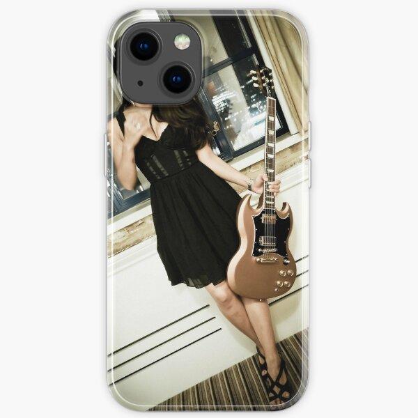 Desiree' Bassett iPhone Soft Case