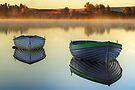 Rusky Mist (1) by Karl Williams