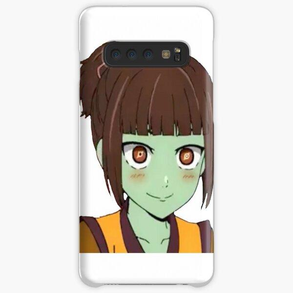 anaak smiling Samsung Galaxy Snap Case