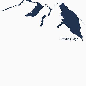 Striding edge by ZingyLemonade