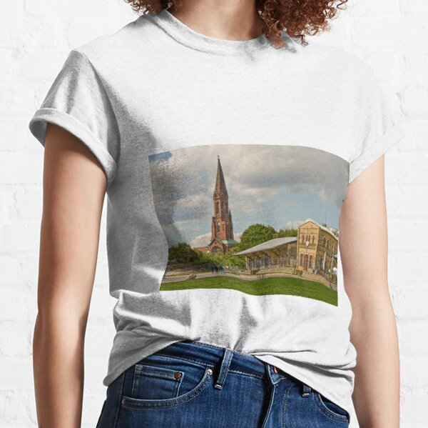 The old train station Classic T-Shirt
