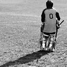 The Goalie  by Allison  Flores