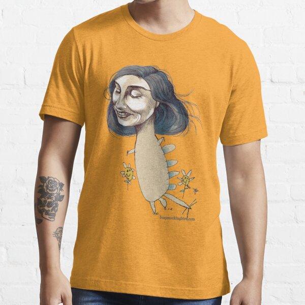 Dinosaur Girl Essential T-Shirt