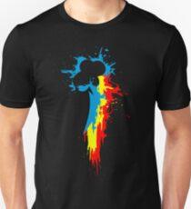 Dashie's Cutiemark Paint Splat T-Shirt