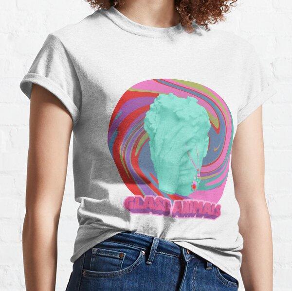 Glass Animals Trippy Dave Classic T-Shirt