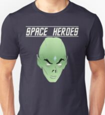 Space Heroes Unisex T-Shirt