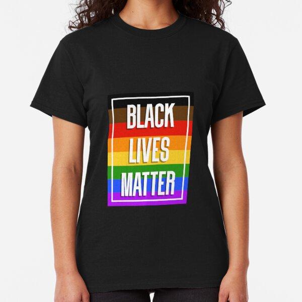 BLM - POC rainbow Classic T-Shirt