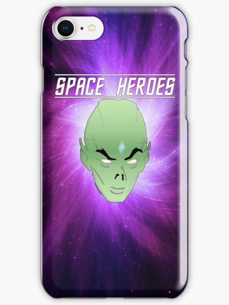 Space Heroes by gerrorism
