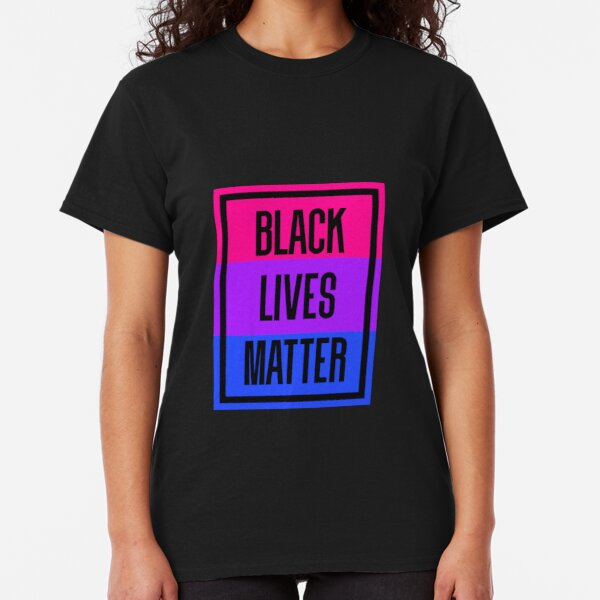 BLM - bisexual Classic T-Shirt