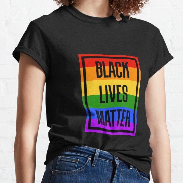 BLM - rainbow Classic T-Shirt